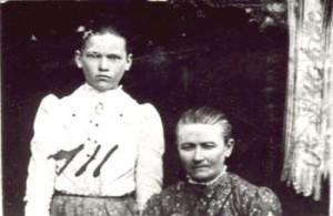 111 Buskas Anna med barn