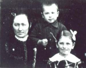 116 Buskas Melitta med barn