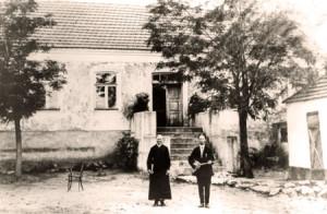 Albers Katarina  - med fostersonen Andreas Andreasson Utas
