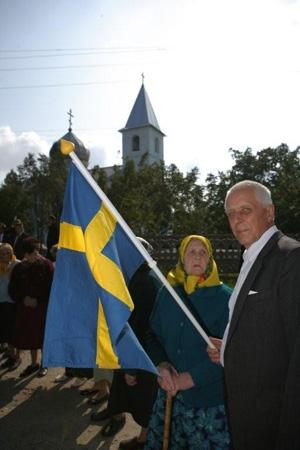 Melita och Viktor Portje