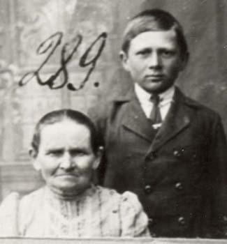289 Maria med barn