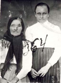364 Mutas Elisabet och Emma