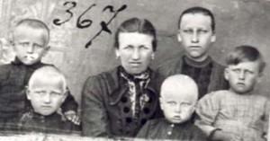 367 Malmas Petter med barn