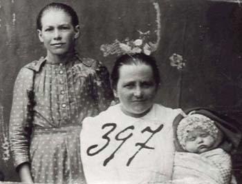 397 Norberg Maria med barn