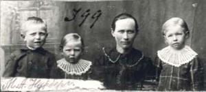 399 Norberg Maria med barn