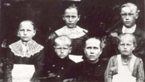 409 Norberg Margareta med barn