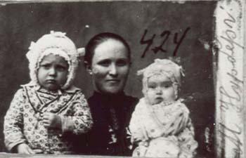 424 Norberg Maria med barn