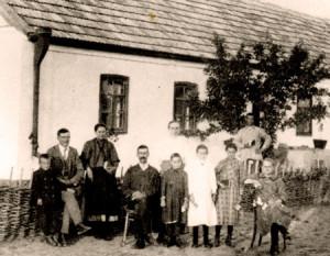 Knutas Gustav med fam