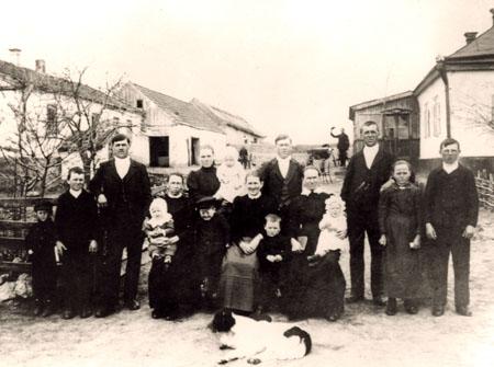 Knutas Kristina med fam