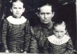 506 Utas Margareta med barn