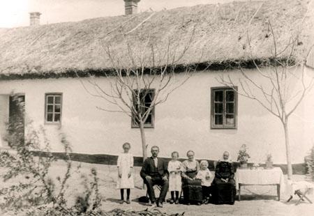 Knutas Vilhelm med fam