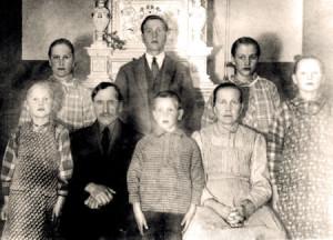 Norberg Simon med fam