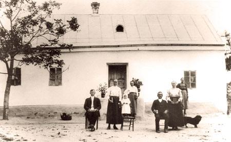 Annas Johannes o Simon med familjer