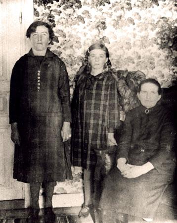 Annas Margareta Greisdotter med fam