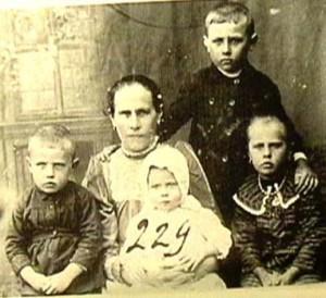 Alvina Hinas, avrättad på 30-talet