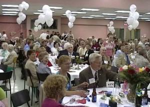 The great Jubilee dinner
