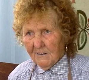 Lilly Hansas 2002 med pigga ögon, död