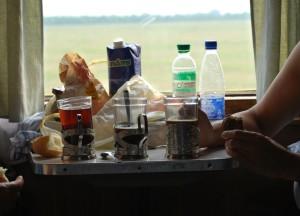Tåg till Kherson