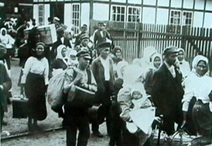 Trelleborg 1 augusti Sverige 1929