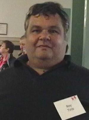 Tinis Roy