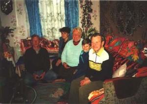 Familjen Martis