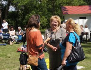 Radio Gotland intervjuar ukrainska gäster