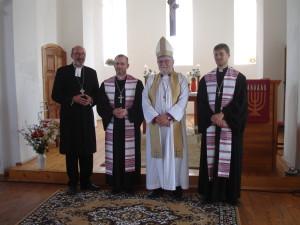 Prästerskaper